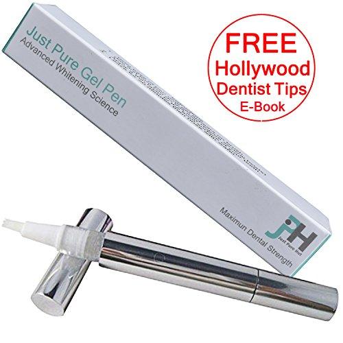 Just Pure Hut Teeth Whitening Gel Pen - Whitener Kit 35%
