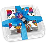 Epic Products Hot Air Balloon Napkins and Plates Gift Set