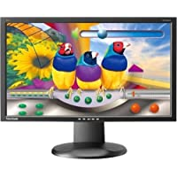 ViewSonic LCD VG2428wm-LED 24inch Wide 5ms 1920x1080 10000000:1 DVI/VGA Speaker Black