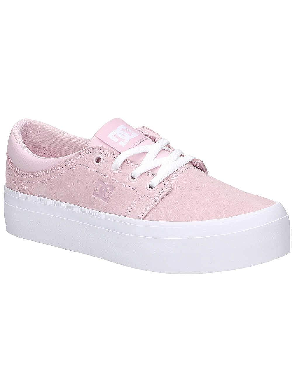 DC Women's Trase Pltfrm Se J Shoe Leather Sneakers: Buy