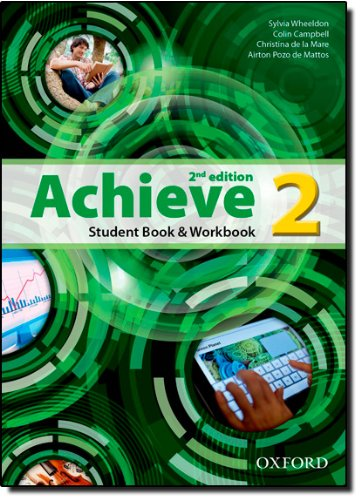 Achieve - Student's Book + Workbook. Level 2