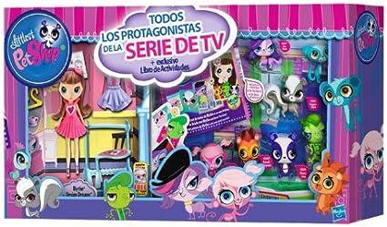 Littlest Petshop - Pack de muñecas (Hasbro A6908500): Amazon.es ...