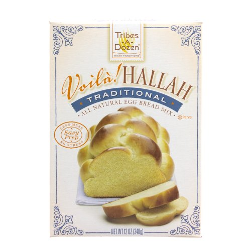 Voilà! Hallah Traditional Egg Bread Mix, 12 oz ()