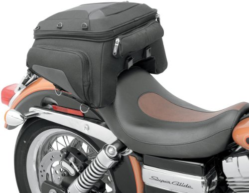 Saddlemen 3516-0108 Standard Sport Tunnel Bag (Touring Kawasaki Sport)