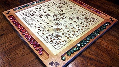 Engraved Sequence Board