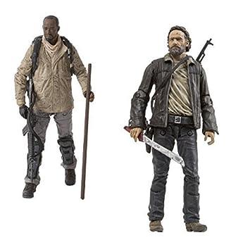 Walking Dead Series 8 Rick Grimes Action Figure McFarlane Toys
