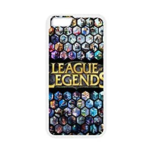 Generic Case Crown Run League of Legends For iPhone 6,6S 4.7 Inch SCM6802995