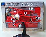 German Fokker DR.1 Classic Model Kit: The Red Baron German Triplane - 1:32 scale