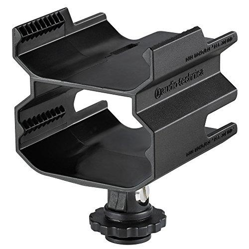 Audio-Technica Line/Gradient Shotgun Condenser Microphone Mount AT8691 (Best Shotgun Mic 2019)