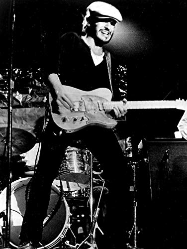 Bruce Springsteen performing on stage Photo Print (8 x 10)