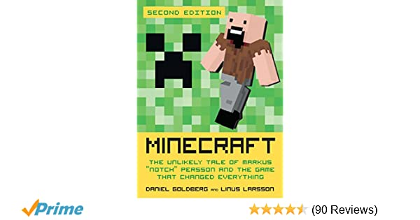 foto de Amazon.com: Minecraft, Second Edition: The Unlikely Tale of Markus ...