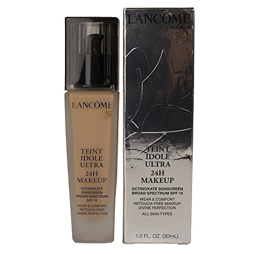 Lancôme Teint Idole Ultra 24h Wear & Comfort Retouch-free Divine Perfection Foundation - Oil-free. Fragrance-free SPF 15 (390 Bisque C)