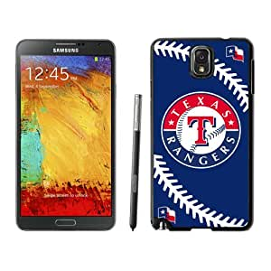 100% brand new Texas Rangers Black Samsung Note 3 Case