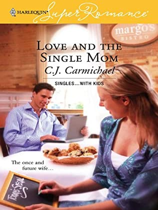 book cover of Love and the Single Mom