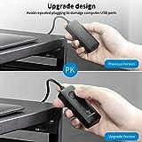 VAYDEER Mouse Jiggler Mouse Mover Jiggler USB Port