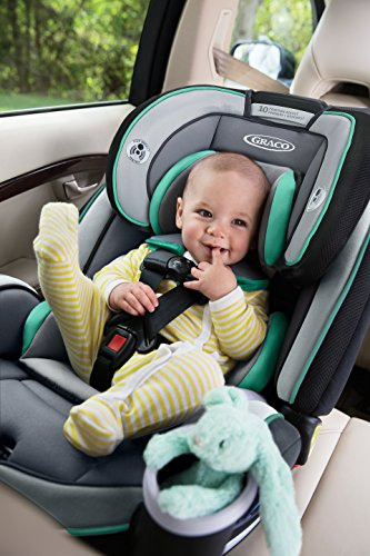 Graco 4ever All-in-One Convertible Car Seat, Basin