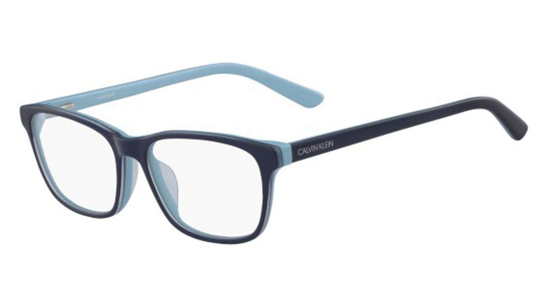 Eyeglasses CK 18515 436 TEAL//LIGHT BLUE
