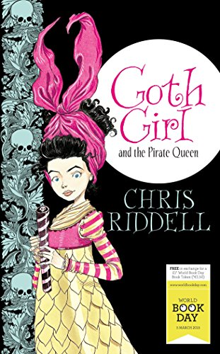 Goth Girl and the Pirate Queen 2015 (Girl Pirates)