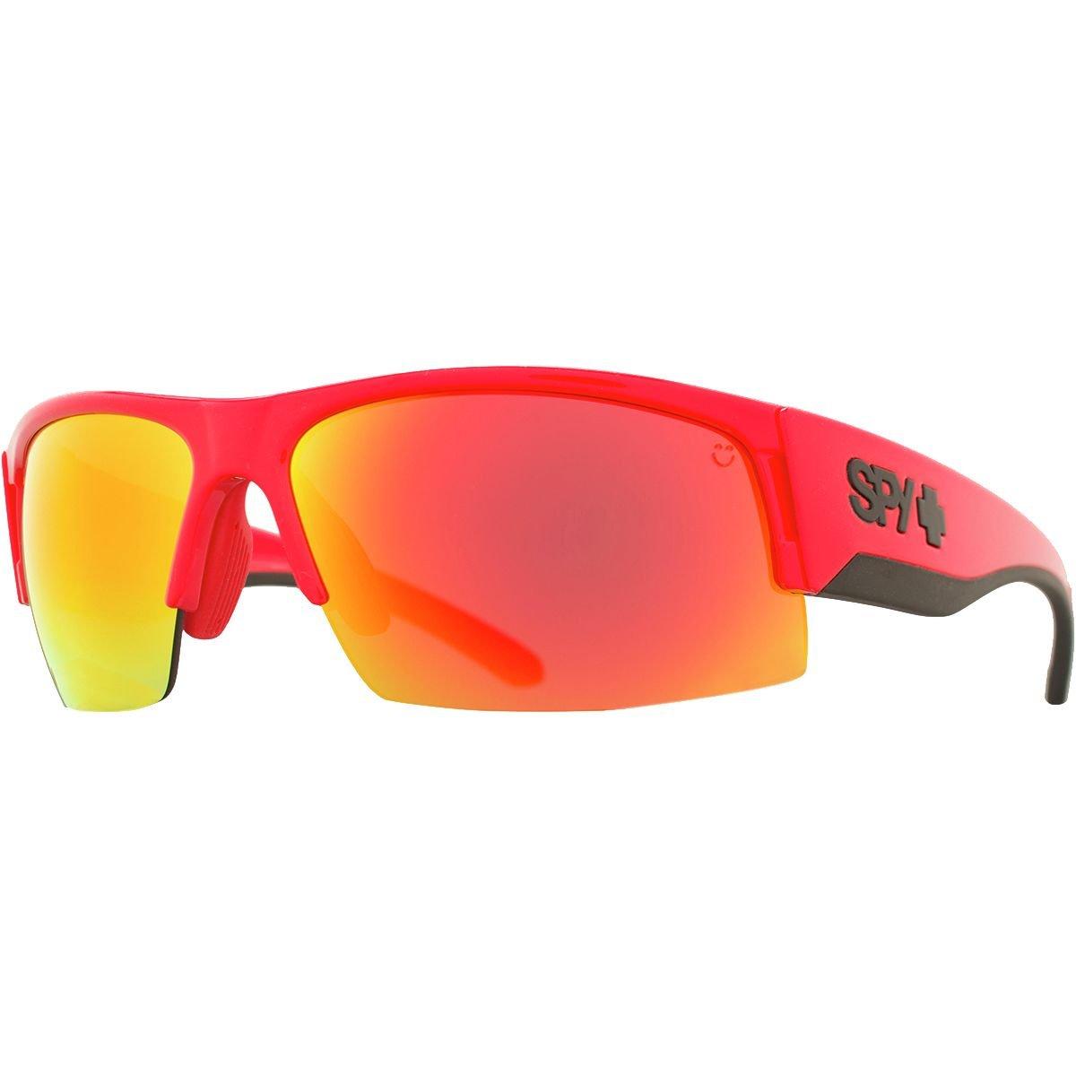 Shatter Resistant SPY Optic Flyer Transparent Performance Sunglasses