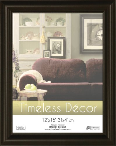 Timeless Frames 12x16 Inch Boca Picture Frame, (12x16 Picture Frame)
