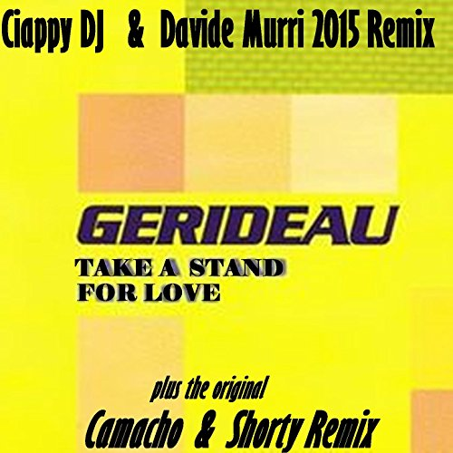 Take A Stand For Love  Ciappy Dj   Davide Murri 2015 Remix