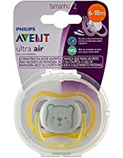 Chupeta Ultra Air Urso (6-18m) - Philips Avent