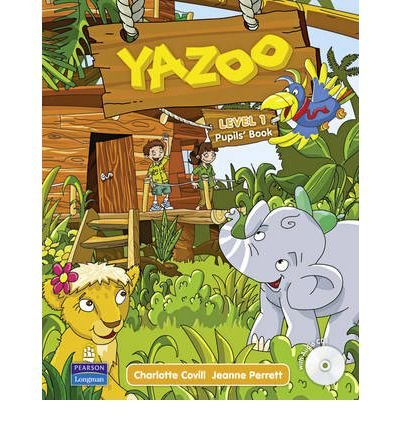 Download Yazoo Global Level 1 Pupil's Book and Pupil's CD (2) Pack (Mixed media product) - Common pdf