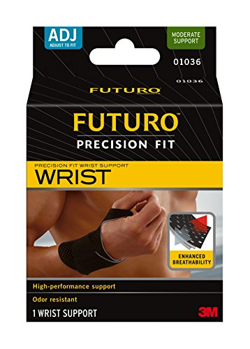 Futuro Precision Fit Wrist Support, Moderate Support, Adjust