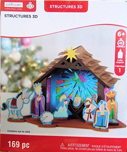 Nativity Christmas Crafts - 4