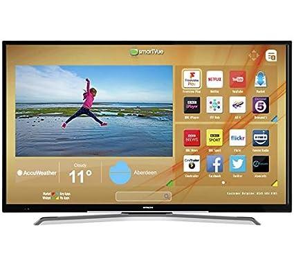 592b1338ca5 Hitachi 55 Inch 4K Ultra HD Smart TV  Amazon.co.uk  Electronics