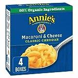 Annie's Homegrown Macaroni & Cheese Classic Cheddar, 680 Grams