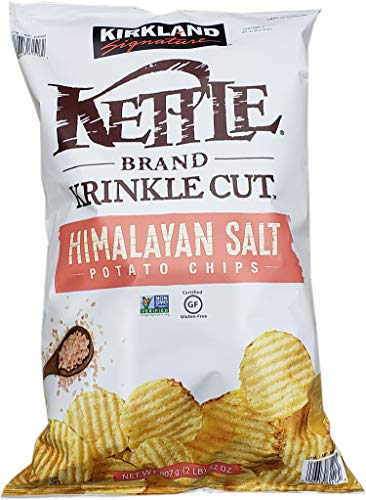 Kirkland Signature Himalayan Salt Potato Chips