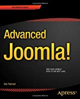 Advanced Joomla! Front Cover