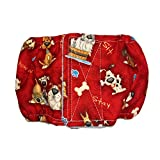 Male Dog Diaper - Made in USA - Good Doggie Washable Dog Belly Band Male Wrap, XXL for Territorial Marking, Excitable Peeing and Urinary Incontinence