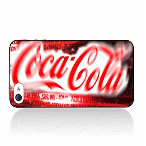 """Coque personnalisée Iphone 6 (4.7"""") Coca Cola Original 1037 en caoutchouc silicone rigide et incassable Etui-Housse-produit original- Livraison en 48H de FRANCE - Handy Schutz Hülle - Hard case - Fund"""