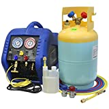 MASTERCOOL 69110 Automotive A/C Recovery System