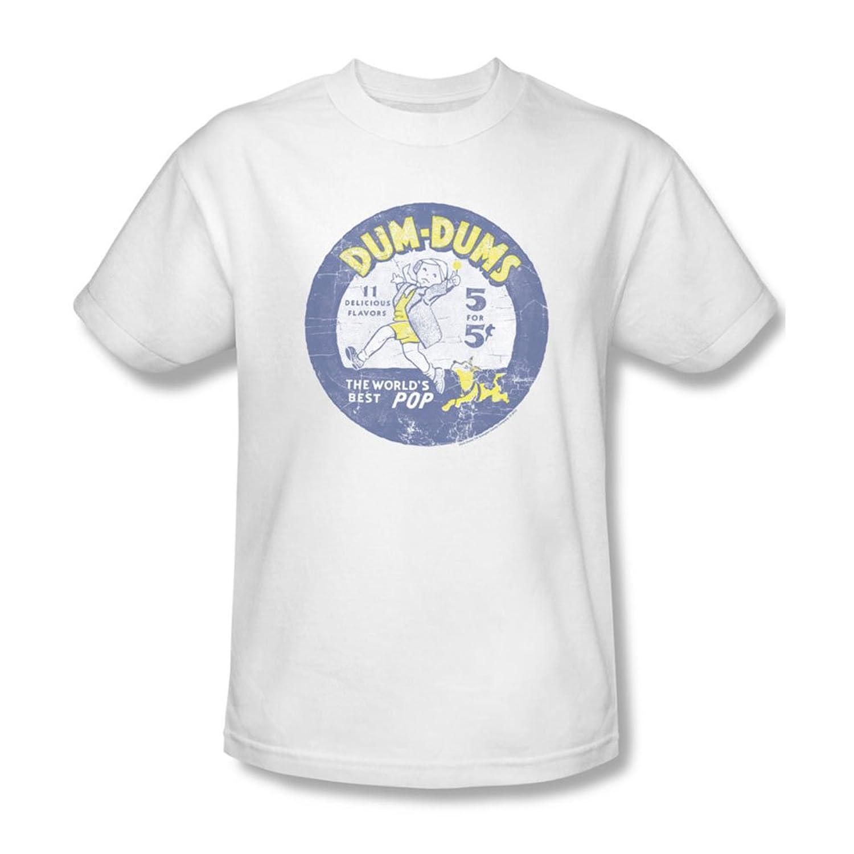 Dum Dums - Mens Pop Parade T-Shirt