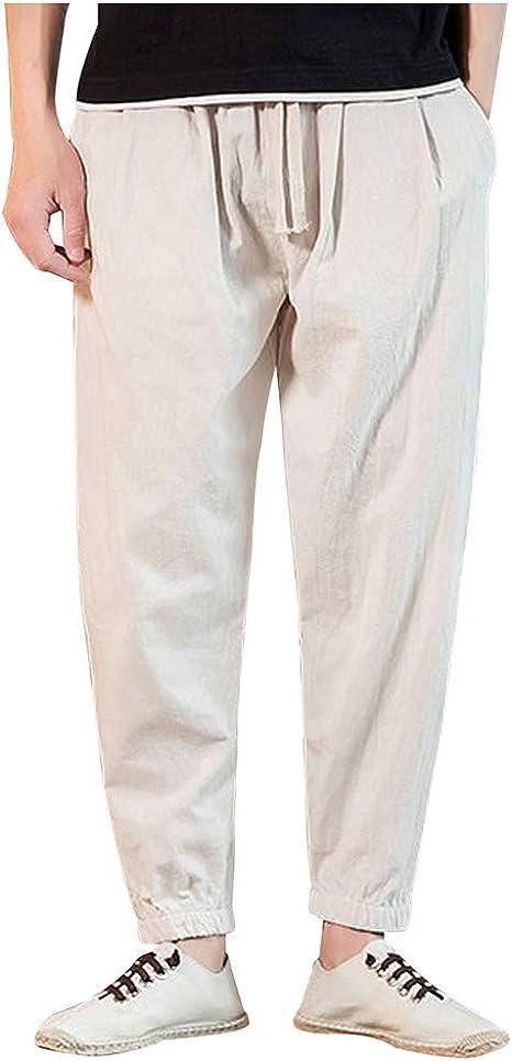 Amuse-MIUMIU - Pantalones Deportivos para Hombre, Informales ...