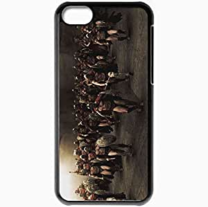 Personalized iPhone 5C Cell phone Case/Cover Skin 300 Black