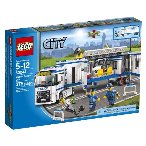 LEGO Mobile Control Minifigures 60044