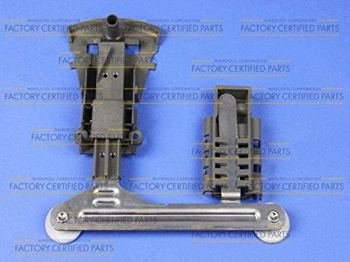 Maytag W10251050 Dishwasher Dishrack Adjuster Genuine Original Equipment Manufacturer (OEM) part for Maytag (Maytag Dishwasher Upper Dish Rack)