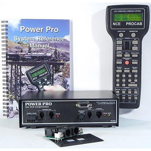 NCE NCE5240001 Power Pro Starter Set, PH-PRO/5A Dcc Starter