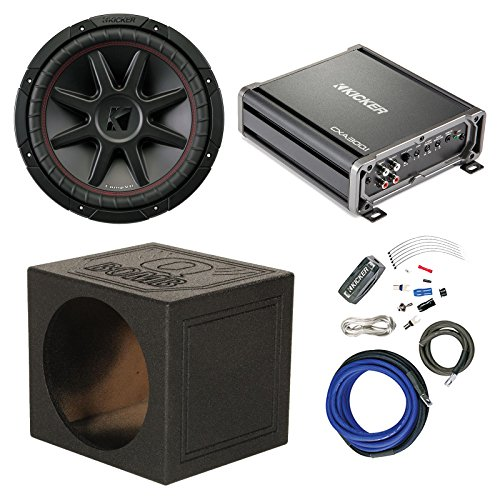 q power subwoofer box package - 1