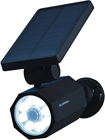 Bell+Howell Bionic Spotlight 2963 Solar Spot Light with 25 Feet Motion Sensor, Sun Panels, Waterproof Frost Resistant Patio, Yard and Outdoor Lighting As Seen On TV