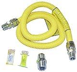 GENUINE Whirlpool 30-48KITRC Gas Range Connector Kit