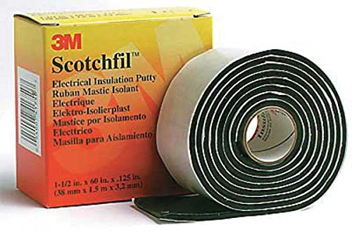 Scotchfil Electrical Insulation Putty 1-1/2 '' X 60 '' by Scotchfil (Image #1)