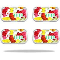 Skin For DJI Phantom 3 Drone Battery (4 pack) – Gummy Bears | MightySkins Protective, Durable, and Unique Vinyl Decal wrap cover | Easy To Apply, Remove, and Change Styles | Made in the USA