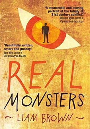 book cover of Real Monsters