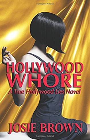 book cover of Hollywood Whore