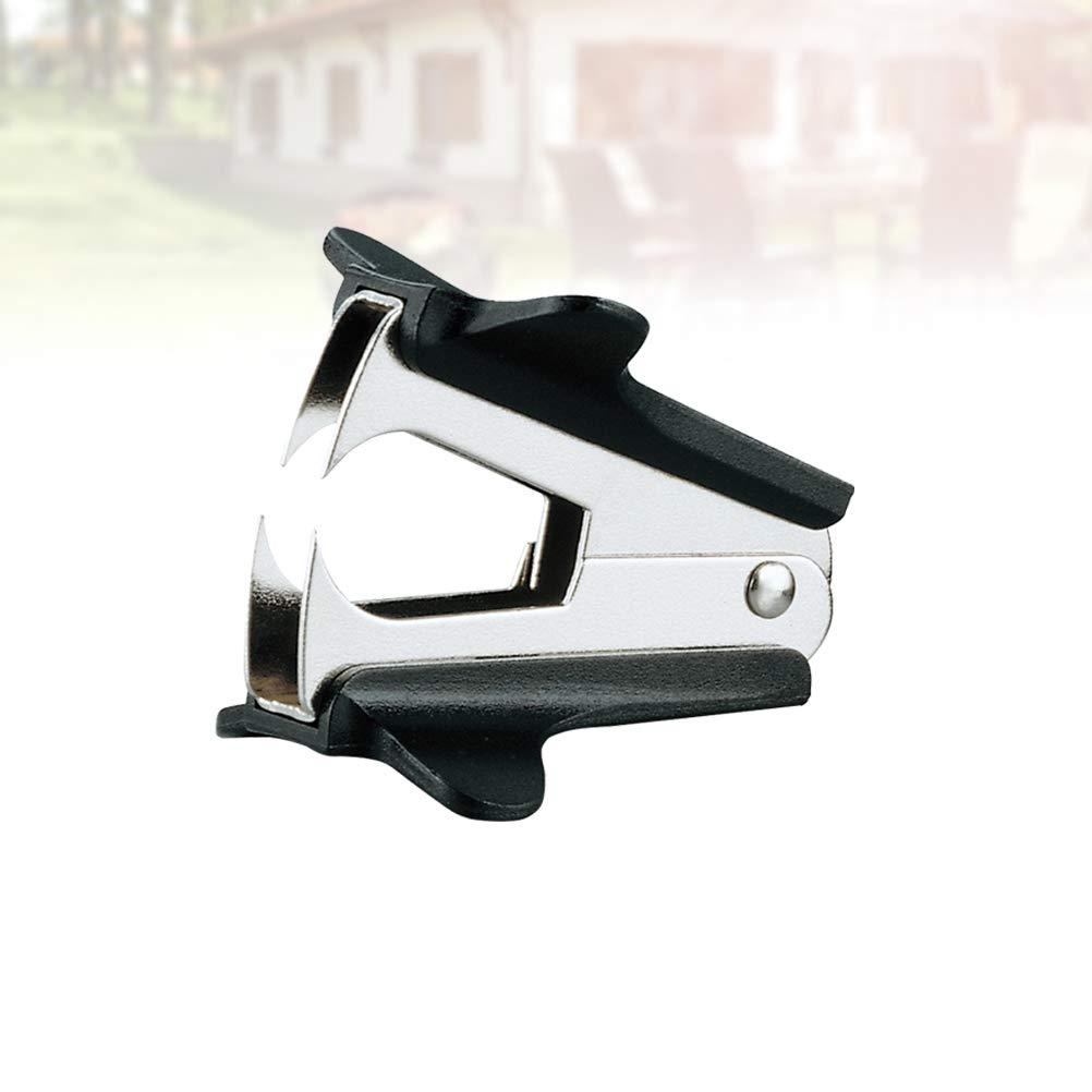 Handger/ät B/ürozubeh/ör Nagelabzieher mit Kappe Toyvian Mini-Heftklammer-Entferner universal 6 St/ück